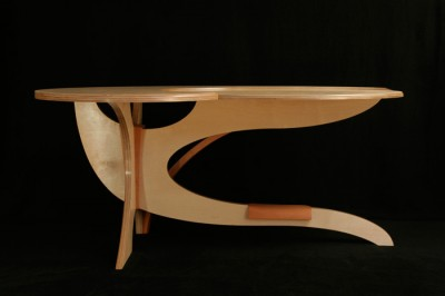 Grace Computer Desk by Grant Sonnex