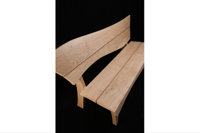 May Day Bench by Grant Sonnex