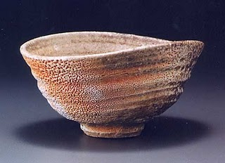 the Anagama fired work of Shiho Kanzaki