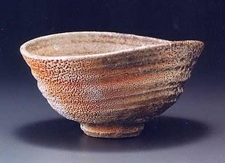 the Anagama fired work of Shiho Kanzaki