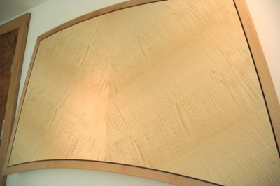 contemporary dining table by Grant Sonnex - furniture designer and maker