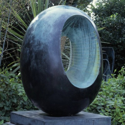 Spring 1966 by Dame Barbara Hepworth 1903-1975