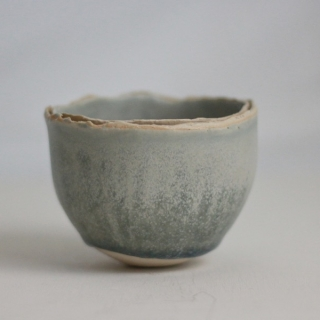 handmade pinch pot by Grant Sonnex. December 2018